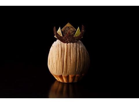 ホテルニューオータニの秋の風物詩「スーパーモンブラン」が進化して登場!