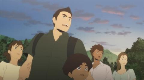 アニメ『日本沈没2020』劇場編集版、本予告が公開