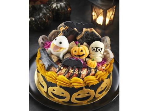 """限定5台!デコレーションケーキのような""""ピラフ""""でハロウィンを楽しもう"""