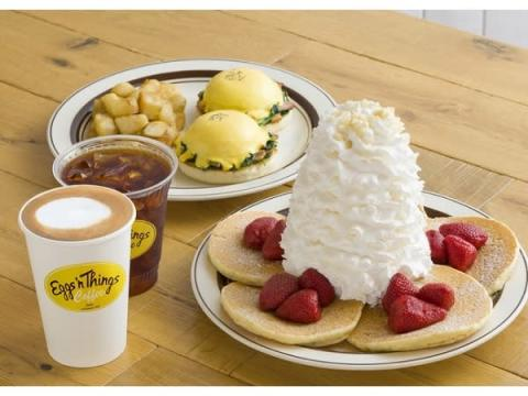 "「Eggs'n Things Coffee」国内5号店目が""Grand Emio 所沢""にNEWオープン"