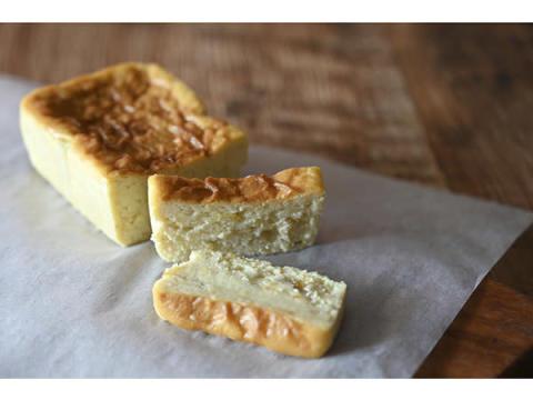 価値ある素材を無駄なく使ったエシカルな「チーズケーキ Hazico」新発売