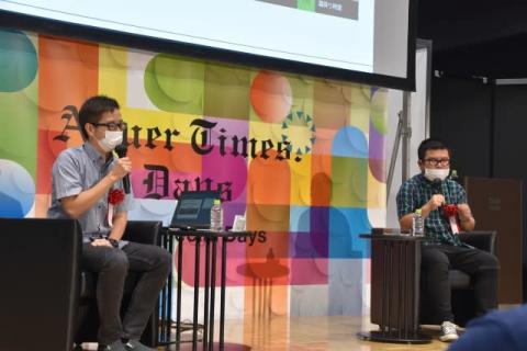 『ANN』冨山氏&『JUNK』宮嵜氏が対談 人気ラジオ番組の広告実例を紹介