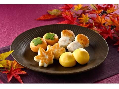 まるで和菓子!松茸の豊かな香りも楽しめる秋限定かまぼこ新登場