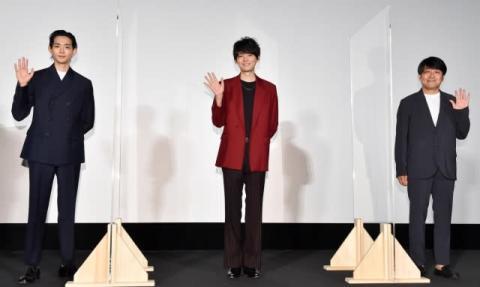 古川雄輝&竜星涼10周年、俳優業に決意新た「歴史ある職業を背負って…」