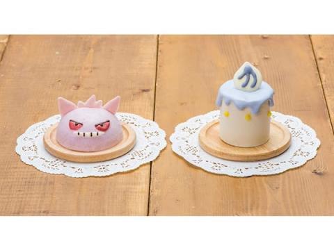 「ピカチュウスイーツ by ポケモンカフェ」に2種の新作ムースケーキが登場