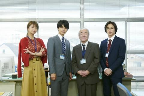 ドラマ『マリーミー!』厚労省メンバーに柾木玲弥、佐藤晴美、温水洋一