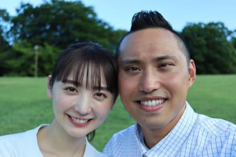 おのののか、水泳・塩浦慎理選手との結婚発表「本当に幸せです」