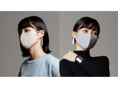 ニットメーカーが製造する人気のニットマスクに秋の新色が登場!