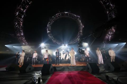 """KREVA『908 FESTIVAL ONLINE 2020』豪華コラボで視聴者1万人超沸かす """"盟友""""三浦大知との新曲を初公開"""