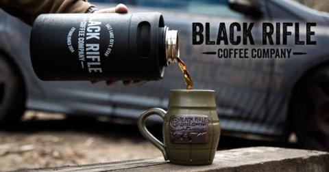 販売開始3日で完売した大人気の 退役軍人が設立したコーヒーブランド 「BLACK RIFLE COFFEE」9月1日より店頭販売と卸事業開始 【アニメニュース】