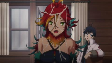 TVアニメ『モンスター娘のお医者さん』症例7「享楽のアラクネ」【感想コラム】