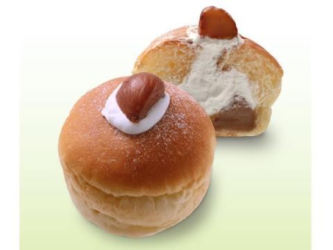 """「ル ビアン」が""""マロンフェア""""を開催中!旬の栗を使ったパンが登場"""