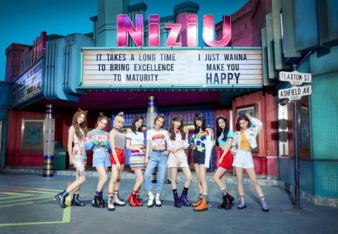 NiziU、TV初歌唱に春菜&指原も興奮 SNSも大盛り上がり「NiziUしか勝たん!」