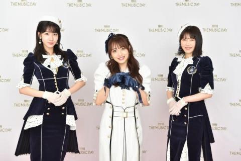 【THE MUSIC DAY】AKB48、ファンと会えない日々続くも「テレビ通して歌を届けられることに感謝」