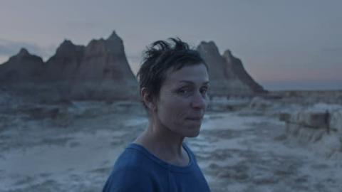 ベネチア国際映画祭『ノマドランド』が金獅子賞 日本では来年1月公開