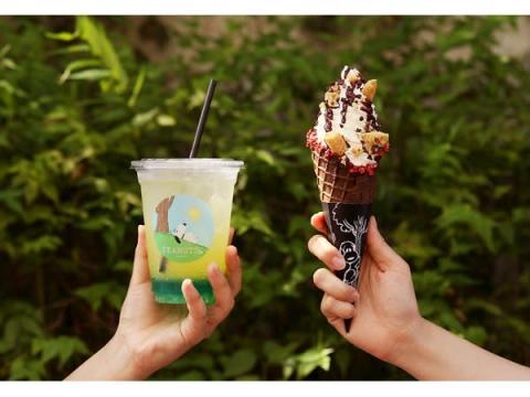「PEANUTS Cafe」が名古屋初出店!オンラインショップでもグッズを同日販売