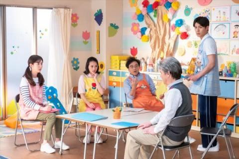 コント番組『LIFE!』ともさかりえ&白石聖初出演