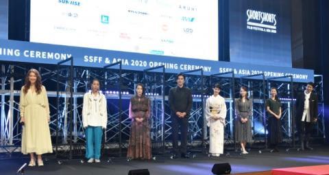 国際短編映画祭『SSFF&ASIA 2020』開幕 別所哲也「世界中の方々とつながれる」