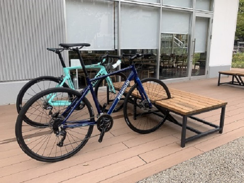 """タリーズの公園店舗が名古屋にOPEN!「ビアンキ」コラボの""""サイクルカフェ"""""""