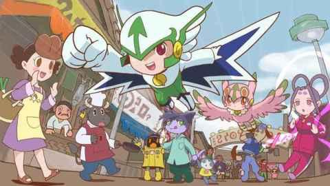 ⽶⼦ガイナックスは「京都国際マンガ・アニメフェア2020」(京まふ)に参加します 【アニメニュース】