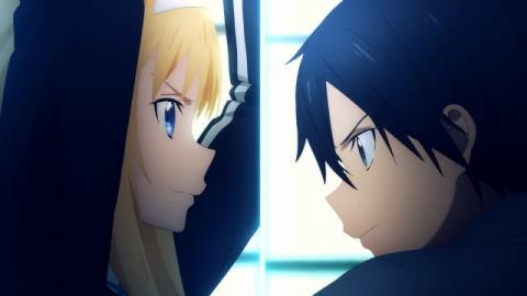 『SAO』アリス失踪…焦る和人 第23話場面カット公開