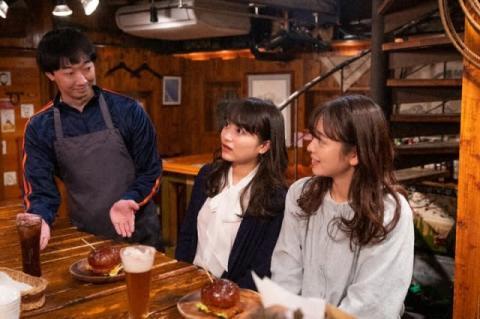 『女子グルメバーガー部』第11話は自家製ビールと相性抜群バーガーが登場