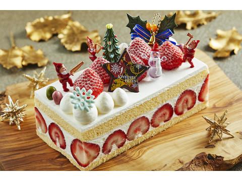 赤坂エクセルホテル東急「クリスマスケーキ2020」の予約がスタート!