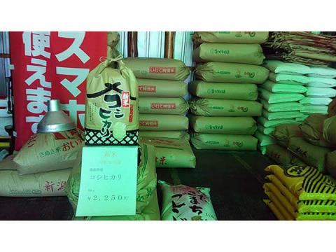 """食欲の秋にぴったり!""""令和2年産新米""""が大阪「三宝山田米穀店」に続々登場"""