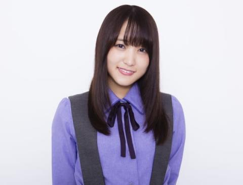 菅井友香、10・14始動「櫻坂46」に意気込み「いきいきと咲き誇れたら」