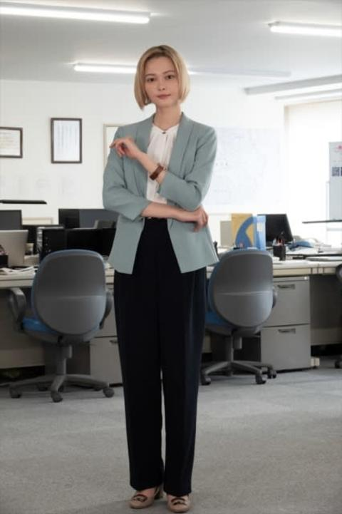 """玉城ティナ、初の刑事ドラマで新たな一面を魅せる 菊之助の""""相棒""""役"""