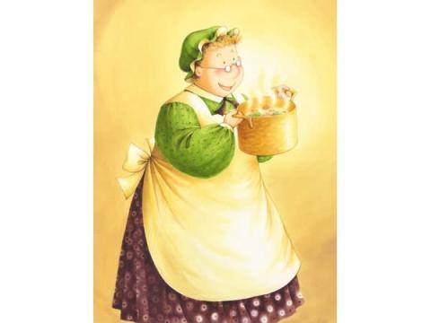 ホッとできる優しい世界!「鈴本由美原画展 クレアおばさんの世界」開催