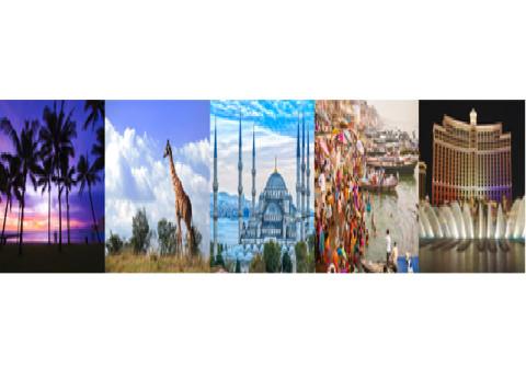 「エイチ・アイ・エス」人気5都市を生中継で繋ぐオンラインツアーを開催!