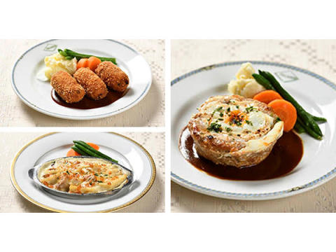 明治から続く日本三大洋食軒「ホテルイタリア軒」で『復刻洋食フェア』開催!