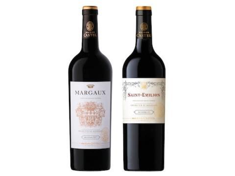 フランスワイン「メゾン カステル」AOCシリーズ2種が新発売!