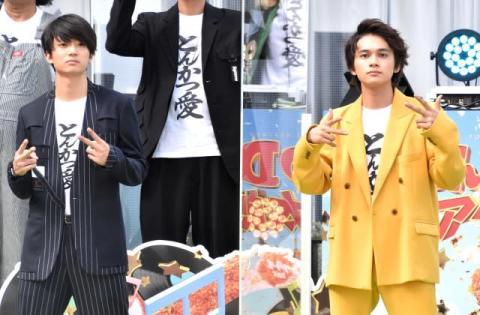 北村匠海&伊藤健太郎、共演シーンは「2人でずっとニヤニヤ」