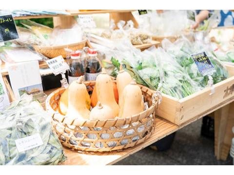 """新鮮野菜にクラフトビールや雑貨も!川口市の""""地域を結ぶマルシェ""""再開"""