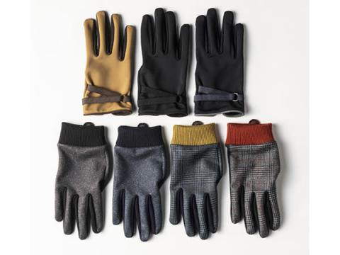 香川県の手袋ブランド「SoH」が抗ウイルス加工素材の秋冬用グローブを発売