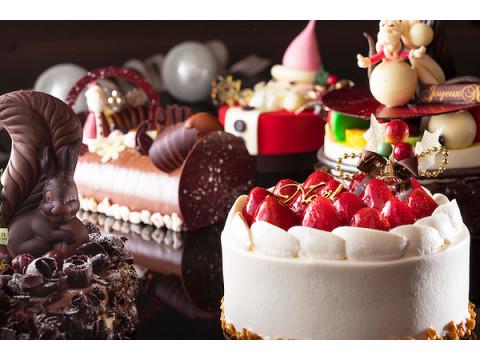 「横浜ベイホテル東急」全6種のクリスマスケーキの予約受付がスタート!