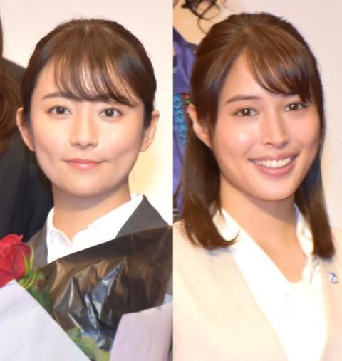 木村文乃、広瀬アリスとぺっこり45度のお辞儀披露 ローランドのサプライズローズに目が点