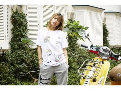 「Vespa × SEAN WOTHERSPOON」POP UP開催!アパレルコレクションを限定販売