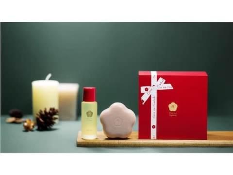 長崎・五島列島から!ギフトに最適な「五島の椿 クリスマスコフレ2020」が登場