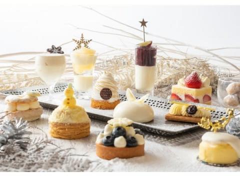"""横浜ベイシェラトン初!究極の美食""""白スイーツ""""づくしのオーダーブッフェ"""