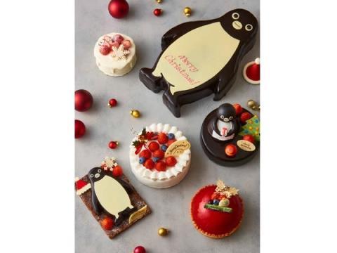「Suicaのペンギン クリスマスケーキ」が今年も登場!11月1日(日)予約開始