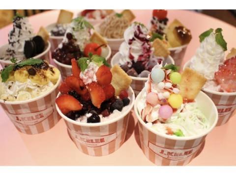 大宮ラクーンにロールアイス専門店「ジョンケリーアイスクリーム」OPEN!
