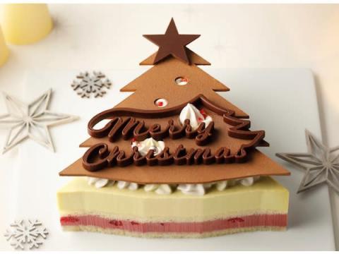「VANILLABEANS」店舗限定クリスマスケーキの予約がスタート!
