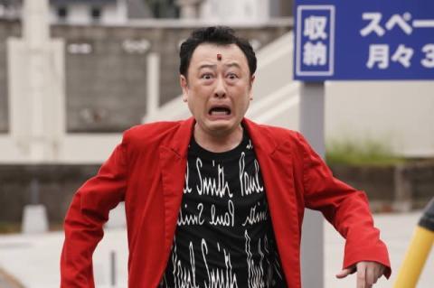 コウメ太夫、白塗りナシのドラマ初出演 『ルパンの娘』で詐欺師役「『チックショー!』は封印」