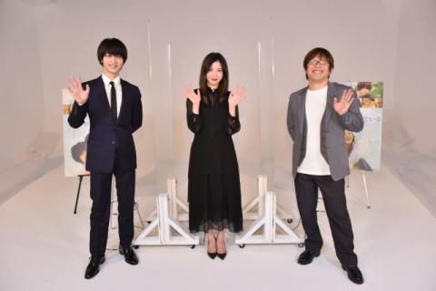 吉高由里子、横浜流星とのW主演映画 お気に入りは「初めて2人がキスするシーン」