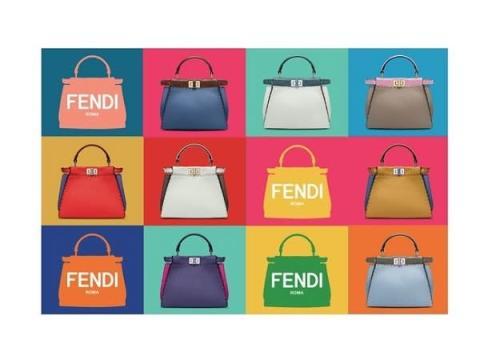 世界にひとつだけのバッグをオーダー!「FENDI」カスタマイズイベント開催
