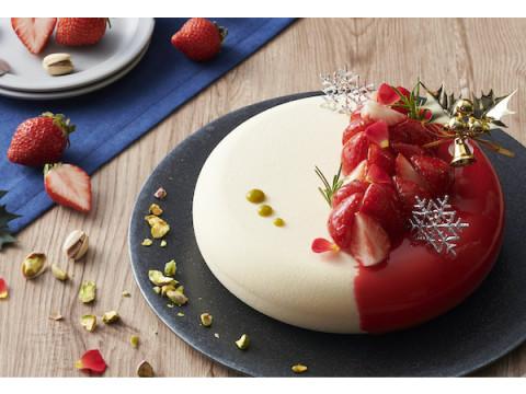 四季菓子の店 「HIBIKA」から冬の夜を彩るクリスマスケーキが登場!