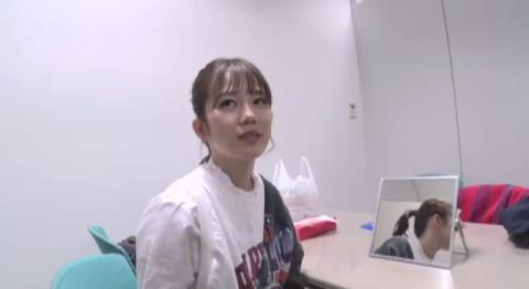 川口葵の『ヒルナンデス!』初出演に密着 生放送のスタジオで「あむあむ」事件発生!?